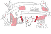 Why we must maintain the car absorbers?