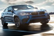 BMW X6 M, drove in Texas