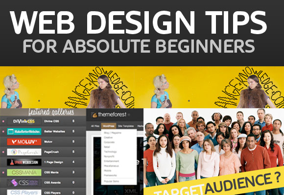 Web Design Tips For Beginners