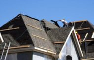 What you're doing when it comes to putting a new roof on your home