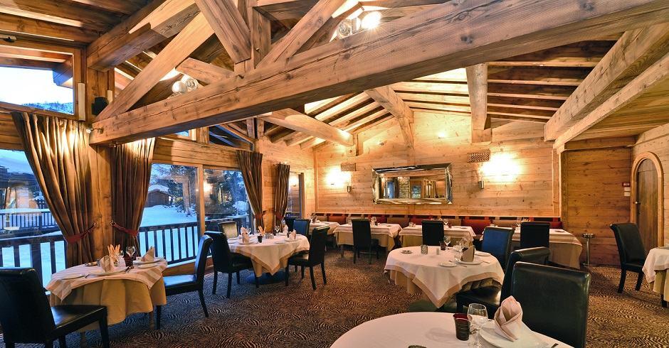 Hotel Tsanteleina in Savoie