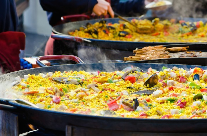 Looking for a New Culinary Passion? Try Paella!