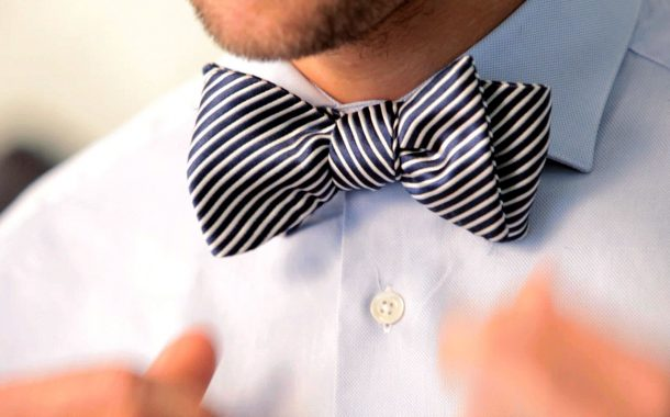 Why do bow ties become popular?