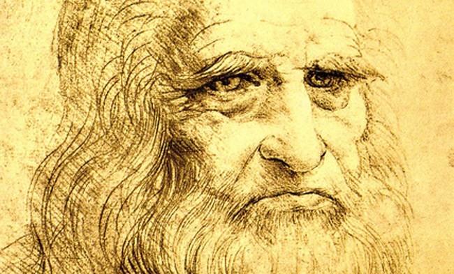 LEONARDO DA VINCI AND THE MYSTERY OF THE GOLDEN SPIRAL