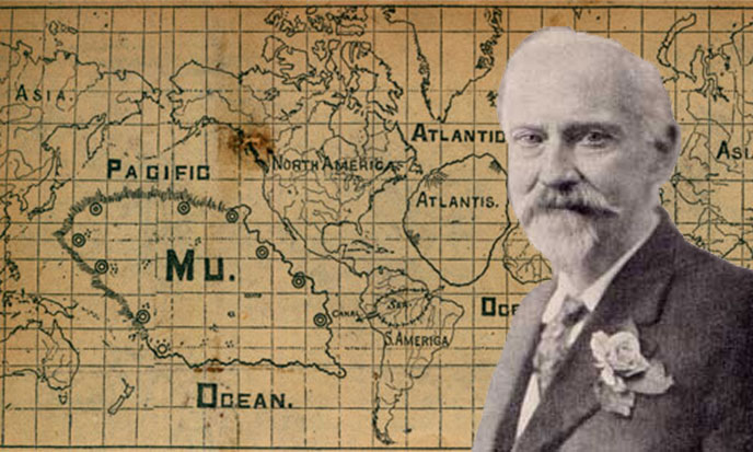 The civilization of Mu and the mystery of the lost continent